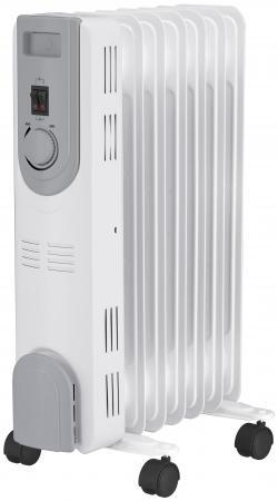 Масляный радиатор Oasis OS-20 2000 Вт белый