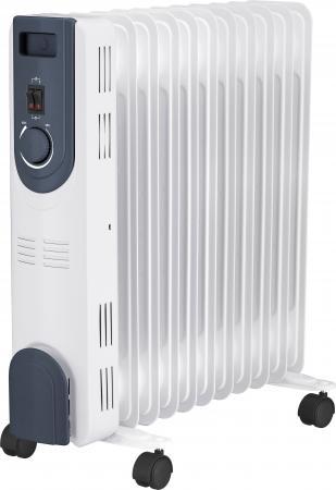 Масляный радиатор Oasis OT-25 2500 Вт белый