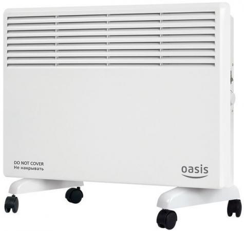 Конвектор Oasis КМ-20D 2000 Вт белый конвектор oasis km 20