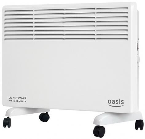 Конвектор Oasis КМ-10 1000 Вт белый