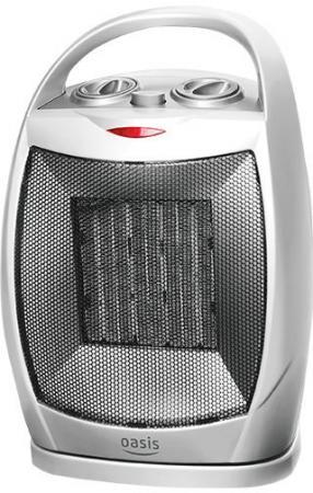 Тепловентилятор Oasis КS-15R 1500 Вт серебристый oasis lk 15