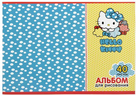 Альбом для рисования Action! Hello Kitty A4 40 листов HKO-AA-40-1 в ассортименте