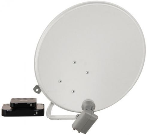 Комплект спутникового телевидения Триколор GS B532M + GS C592 Сибирь комплект на 2 ТВ черный 046/91/00049153 комплект спутникового телевидения триколор gs b532m gs c592 сибирь комплект на 2 тв черный не для продажи в сзфо