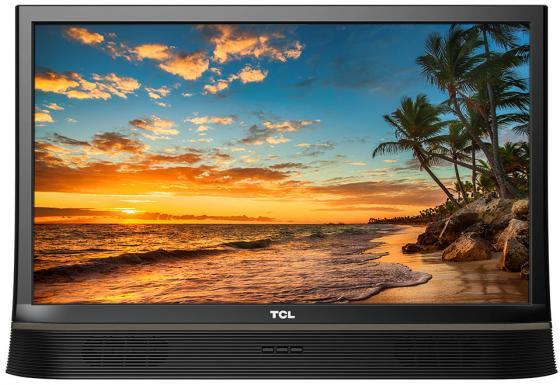 Телевизор LED 24 TCL LED24D2900SA черный 1366x768 60 Гц VGA
