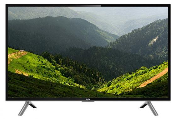 Телевизор LED 55 TCL LED55D2900S черный 1920x1080 60 Гц VGA led телевизор tcl led49d2930us