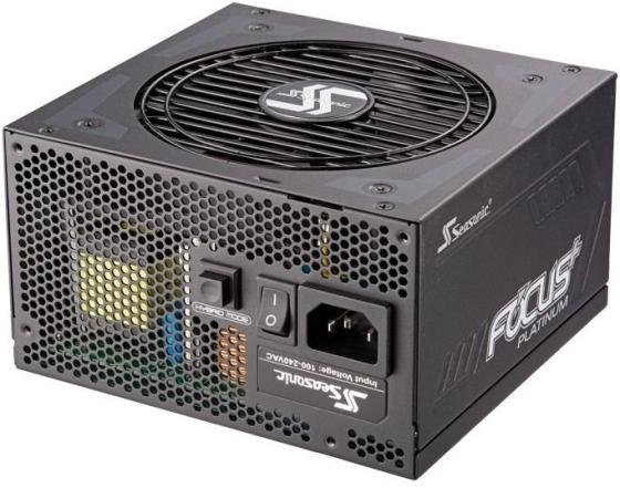 Фото - Блок питания ATX 750 Вт Seasonic Focus Plus SSR-750PX блок питания accord atx 1000w gold acc 1000w 80g 80 gold 24 8 4 4pin apfc 140mm fan 7xsata rtl