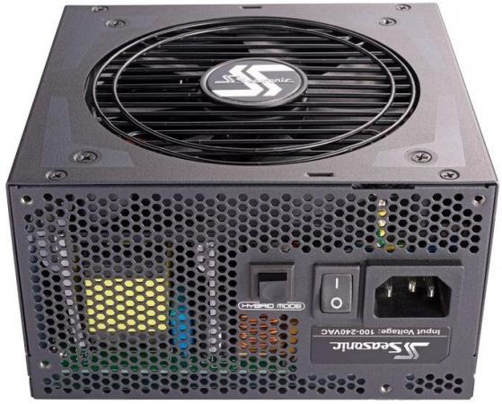 Блок питания ATX 550 Вт Seasonic Focus Plus SSR-550PX блок питания seasonic g 750 ssr 750rm 750вт 120мм черный retail