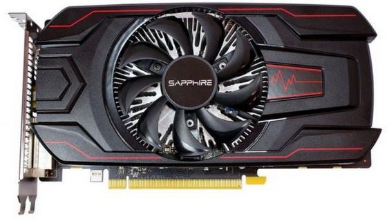 Видеокарта Sapphire Radeon RX 560 11267-19-20G PCI-E 2048Mb 128 Bit Retail видеокарта sapphire pulse radeon rx 580 8gd5 1366mhz pci e 3 0 8192mb 8000mhz 256 bit dvi 2xhdmi 11265 05 20g
