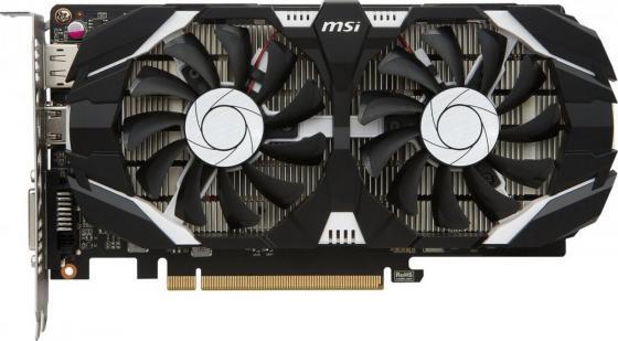 Фото Видеокарта 2048Mb MSI GeForce GTX 1050 PCI-E 128bit GDDR5 DVI HDMI DP HDCP GTX 1050 2GT OCV1 Retail pci e to