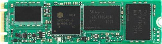 Твердотельный накопитель SSD M.2 256Gb Plextor S3 Read 550Mb/s Write 510Mb/s SATAIII PX-256S3G plextor px 128s2c