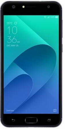 Смартфон ASUS ZenFone 4 Selfie ZD553KL черный 5.5 64 Гб LTE Wi-Fi GPS 3G 90AX00L1-M01490 смартфон micromax q334 canvas magnus черный 5 4 гб wi fi gps 3g