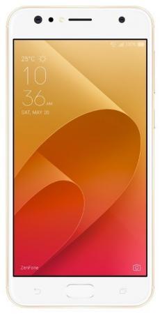 Смартфон ASUS ZenFone 4 Selfie ZD553KL золотистый 5.5 64 Гб LTE Wi-Fi GPS 3G 90AX00L2-M01500 смартфон asus zenfone 2 laser ze500kl белый 5 8 гб lte wi fi gps 3g 90az00e2 m01140