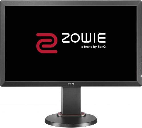 Монитор 24 BENQ Zowie RL2455T cерый TN 1920x1080 250 cd/m^2 1 ms VGA DVI HDMI Аудио 9H.LGRLB.QBE монитор 27 benq ew2775zh черный a mva 1920x1080 300 cd m^2 4 ms g t g hdmi vga аудио