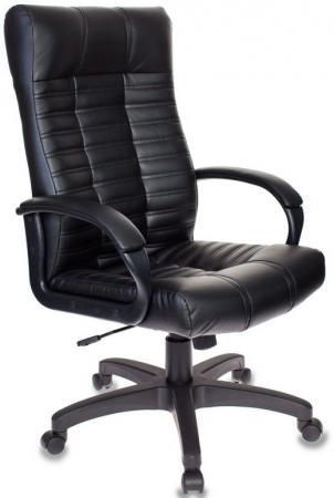 Кресло Бюрократ KB-10/BLACK черный кресло компьютерное бюрократ kb 9 eco