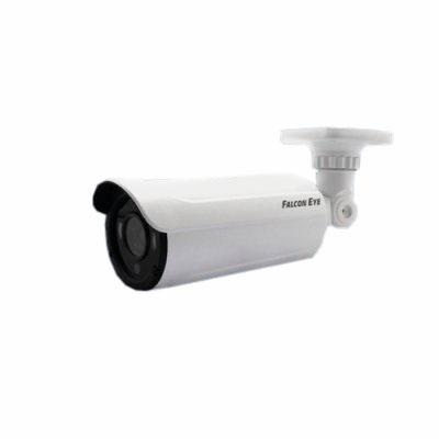 Камера IP Falcon EYE FE-IPC-BL200PVA CMOS 1/2.8 2.8 мм 1920 x 1080 H.264 RJ-45 LAN PoE белый черный