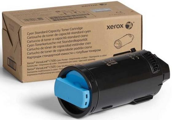 Картридж Xerox 106R03877 для VersaLink C500/C505 голубой 2400стр фотобарабан vl c500 c505 чёрный 40к