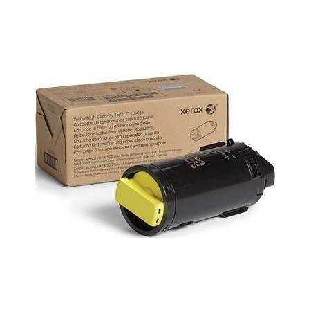 Фото - Картридж Xerox 106R03883 для VersaLink C500/C505 желтый 5200стр тонер картридж cactus cs vlc500y 106r03879 желтый 2400стр для xerox versalink c500 c505