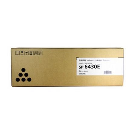 Картридж Ricoh SP 6430E для Ricoh SP6430DN черный 10000стр серьги sokolov 724179 s
