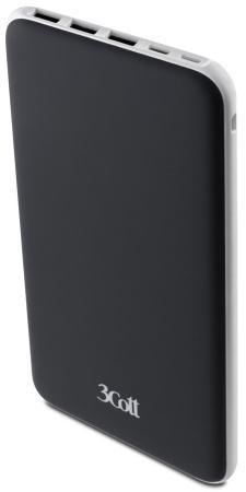 Портативное зарядное устройство 3Cott 3C-PB-200TC 20000mAh черный цена и фото