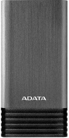 все цены на Портативное зарядное устройство A-Data AX7000-5V-CTI 7000mAh титан онлайн