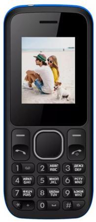 Мобильный телефон Irbis SF02 черный синий 1.8 32 Мб блендер philips hr1670 черный hr1670 90
