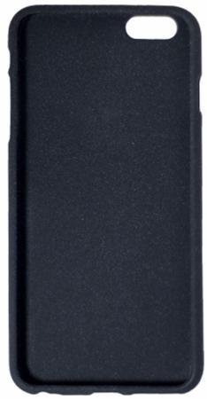 Чехол Perfeo для Apple iPhone 6/6S Plus TPU прозрачно-черный PF_5251 interstep frame чехол для apple iphone 6 plus 6s plus titanium