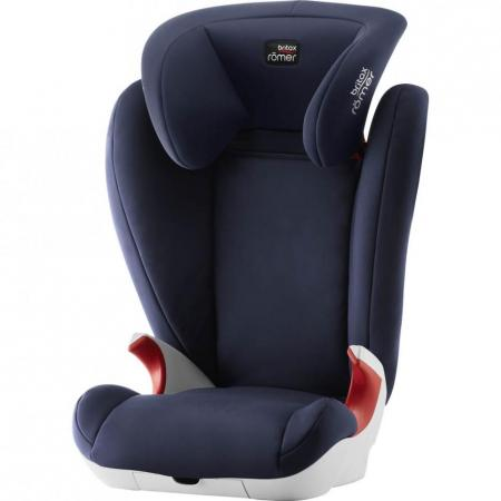 Автокресло Britax Romer Kid II (moonlight blue) автокресло britax romer king ii moonlight blue trendline