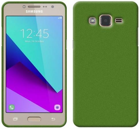 Чехол Perfeo для Samsung J2 Prime TPU зеленый PF_5301 чехол perfeo для samsung j5 2017 tpu серый pf 5307