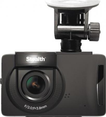 Видеорегистратор Stealth DVR ST 270 1920x1080 120° G-сенсор microSD microSDHC видеорегистратор mystery mdr 840hd 1 5 1920x1080 5mp 120° microsd microsdhc hdmi