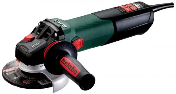 Углошлифовальная машина Metabo WEV 15-125 Quick Inox 125 мм 1550 Вт ушм болгарка metabo wev 17 125 quick inox rt 601092000