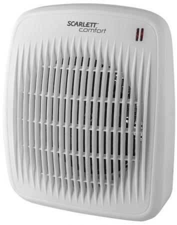 Термовентилятор Scarlett SC-FH53016 2000 Вт белый prorab fh 2000