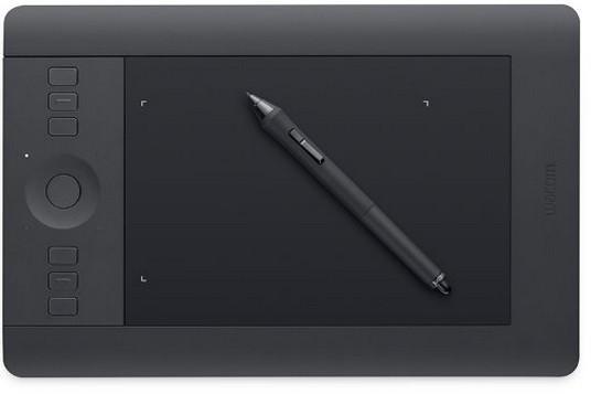 все цены на Графический планшет Wacom Intuos Pro Small PTH-451-RU-PL + Coral Painter 2016 онлайн