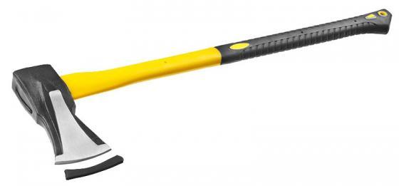 Топор-колун Stayer Professional кованый с двухкомпонентной фиберглассовой рукояткой 2кг/720мм 20623-20 топор stayer кованый стеклопластиковая рукоятка 1 2 кг 20605 12