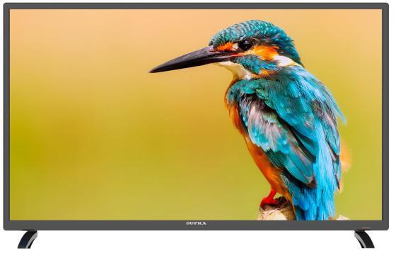 Телевизор LED 32 Supra STV-LC32LT0050W черный 1366x768 60 Гц VGA телевизор жк supra stv lc32t430wl 32