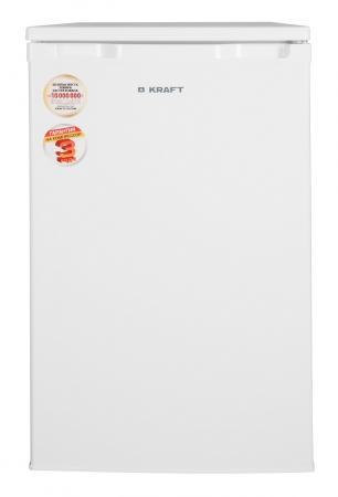 Холодильник Kraft BC(W)-98 белый горизонтальный велотренажёр kraft fitness pp360
