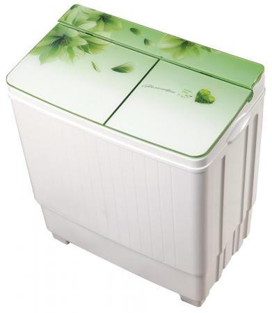 Стиральная машина Белоснежка ВN7000SG белый зеленый вертикальная стиральная машина белоснежка bn4300sg