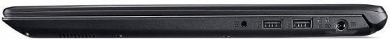 """Ноутбук Acer Aspire 5 A515-51G-594W 15.6"""" 1920x1080 Intel Core i5-7200U 1 Tb 6Gb nVidia GeForce GT 940MX 2048 Мб черный Windows 10 Home NX.GP5ER.006"""