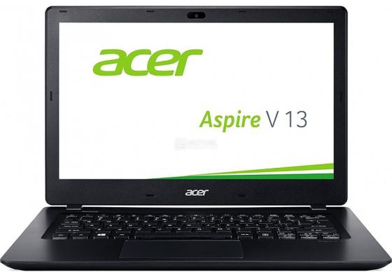 "Ноутбук Acer Aspire V3-372-590J 13.3"" 1920x1080 Intel Core i5-6200U 128 Gb 4Gb Intel HD Graphics 520 черный Windows 10 Home NX.G7BER.013 цена и фото"