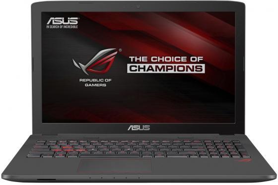 Ноутбук ASUS GL752VW-T4535T 17.3 1920x1080 Intel Core i5-6300HQ 1 Tb 8Gb nVidia GeForce GTX 960M 2048 Мб серый Windows 10 Home 90NB0A42-M07530 ноутбук asus k501uq dm036t 15 6 1920x1080 intel core i5 6200u 1 tb 8gb nvidia geforce gtx 940mx 2048 мб серый windows 10 home 90nb0bp2 m00470