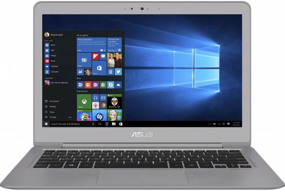 Ноутбук ASUS Zenbook UX330UA-FC313T 13.3 1920x1080 Intel Core i7-8550U 256 Gb 8Gb Intel UHD Graphics 620 серый Windows 10 Home 90NB0CW1-M08470