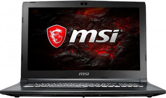 Ноутбук MSI GL62M 7RD-2099RU 15.6 1920x1080 Intel Core i7-7700HQ 1 Tb 8Gb nVidia GeForce GTX 1050 2048 Мб черный Windows 10 Home 9S7-16J962-2099 ноутбук msi we72 7rj 1067ru 17 3 1920x1080 intel core i7 7700hq 9s7 179577 1067