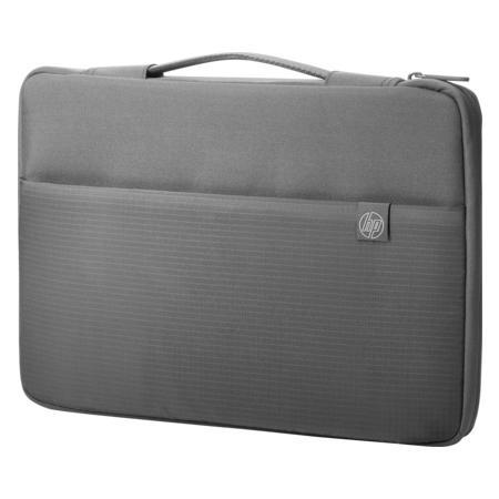 Чехол для ноутбука 14 HP 1PD66AA синтетика серый чехол для ноутбука 14 printio hands