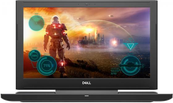 Ноутбук DELL Inspiron 7577 15.6 1920x1080 Intel Core i7-7700HQ 1 Tb 128 Gb 16Gb nVidia GeForce GTX 1050Ti 4096 Мб черный Linux 7577-5983 ноутбук dell inspiron 3567