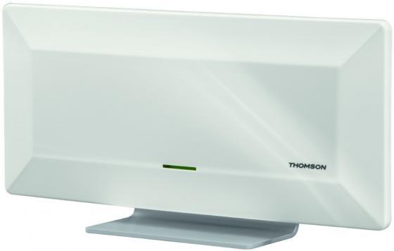 Антенна Thomson ANT1415 44дБ активная белый кабель 1.5м антенна резиновая mrant12w белый