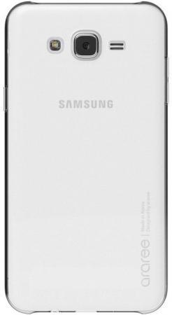 Чехол Samsung для Samsung Galaxy J7 neo araree прозрачный GP-J700KDCPBAA чехол для samsung galaxy j7 neo sm j701f ds araree airfit gp j700kdcpbac синий