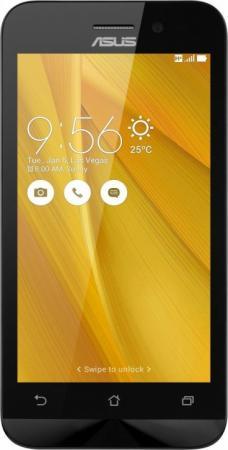 Смартфон ASUS Zenfone Go ZB452KG золотистый 4.5 8 Гб GPS 3G Wi-Fi 90AX0148-M02060 смартфон asus zenfone live zb501kl золотистый 5 32 гб lte wi fi gps 3g 90ak0072 m00140