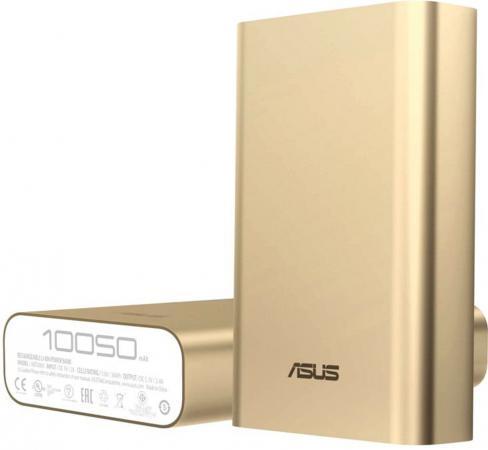 Портативное зарядное устройство Asus ZenPower ABTU005 10050mAh 1xUSB золотистый 90AC00P0-BBT078 стоимость