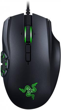 все цены на Мышь проводная Razer Naga Hex V2 чёрный USB RZ01-01600100-R3G1 онлайн
