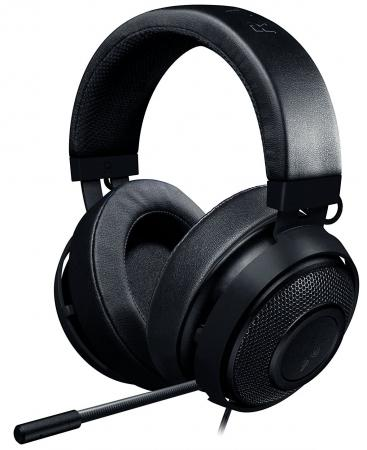 лучшая цена Игровая гарнитура проводная Razer Kraken Pro V2 Oval черный RZ04-02050400-R3M1