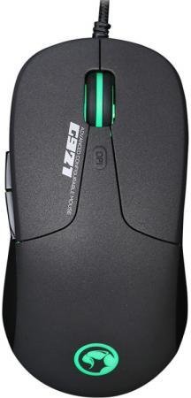 лучшая цена Мышь проводная Marvo G921 BK чёрный USB